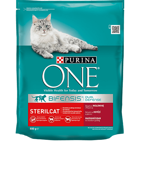 ​Purina One Sterilcat kuivtoit